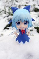 Nendoroid- Cirno 5 by Charlotte-Chan
