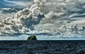 Storm over the Andaman by JBord