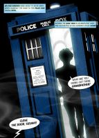 The Unearthly Child Pg 2 by westleyjsmith