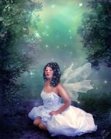 ::Enchanted Fairy Bride:: by JunkbyJen