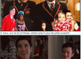 Glee Couple Meme by SassyLittleThing