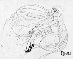 Chobits_Chi by vlewis123