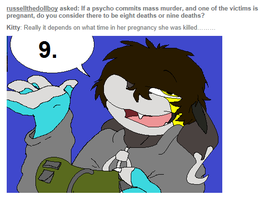 Ask Kitty Q and A 1 by PukingRainbow