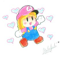 Request from Supermariofreak2000 by CloTheMarioLover