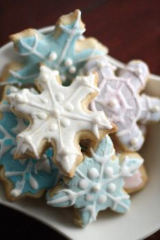 Sugar cookies by laurenjacob