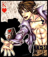 King of Hearts by ahou