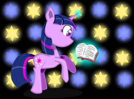 Twilight Sparkle by yanasha