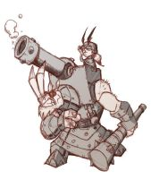 Teamwork by chief-orc