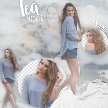 #PACK PNG# Lea Michele. by MarEditions1