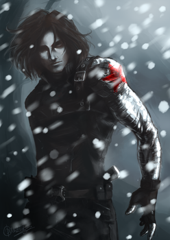 Who the hell is Bucky by Dunklayth