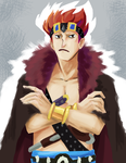 Eustass Kid by Itachei