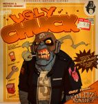Ugly Chuck by blitzcadet