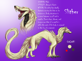 Slither-Ref Sheet by soulwithin465