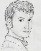 Tenth Doctor by laureta1387