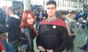 Star Trek  cosplay! by IanCholo