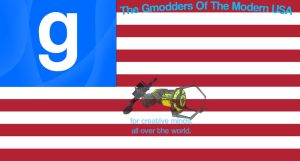 The Gmodders Of The Modern USA by TheProdigy100