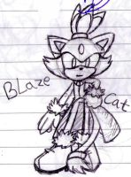 Blaze the cat by xXSunny-BlueXx