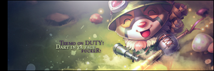 League of Legends - Teemo Tag by KewlOmatic