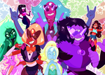 Fusion Party! by MudflapArts