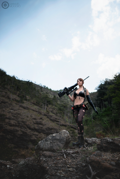 Quiet - Metal Gear Solid V The Phantom Pain by LadyDaniela89