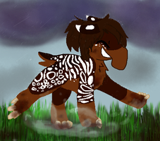 Tapirs LOVE water! by MintyTM