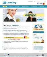 CardBilling Website by ruakbar