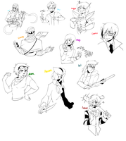 I REALLY NEED TO GO TO BED-LS request dump by Nyaph
