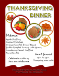 Thanksgiving Flyer by flyertutor