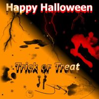 Happy Halloween by omegan13