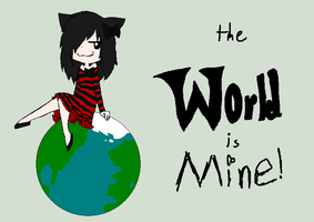 World is mine by Stepha4