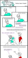 Minecraft Comic: CraftyGirls Pg 65 by TomBoy-Comics