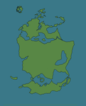Flat color map example  by Shadow-Hyder
