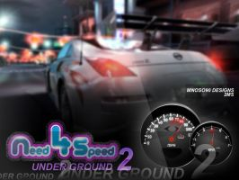 need for speed by mnoso90