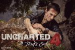 Nathan Drake cosplay from Unchated 4 by Dodo-Cosplay