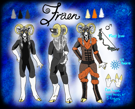 Fraen Ref Sheet by Indiana-Chems