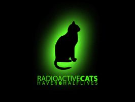 Radioactive Cats by skinniouschinnious