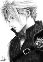 Cloud Strife by WilliamTin