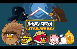 Angry Birds Star Wars by momarkey