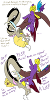Squeezin' It Asked For It by Mickeymonster