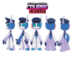 Policebot Rotation by theBeardedMEN