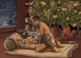 SLASH: First Christmas by ildi