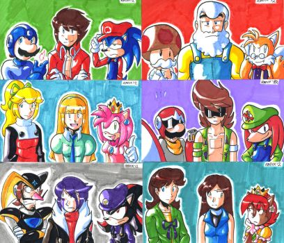 Outfit Swaps for Everyone by General-RADIX