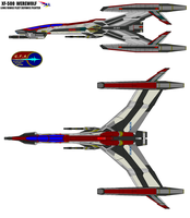 XF-500 warewolf by bagera3005