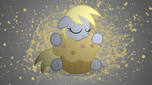 The Derpy Wiz A Muffling by aleksa0rs1