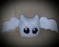 Simple Bat Plushie by Black-Laru