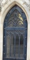 Pere Lachaise - Door 28 by senzostock