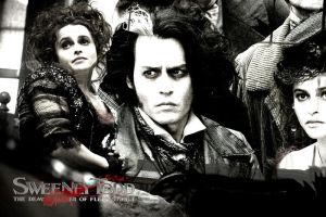 Sweeney Todd Poster by DesiringPirates