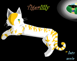 tigerlilly by wolfshadowkat