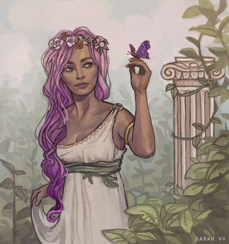Antheia by svyre