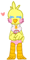 Toy Chica by JordanoXx